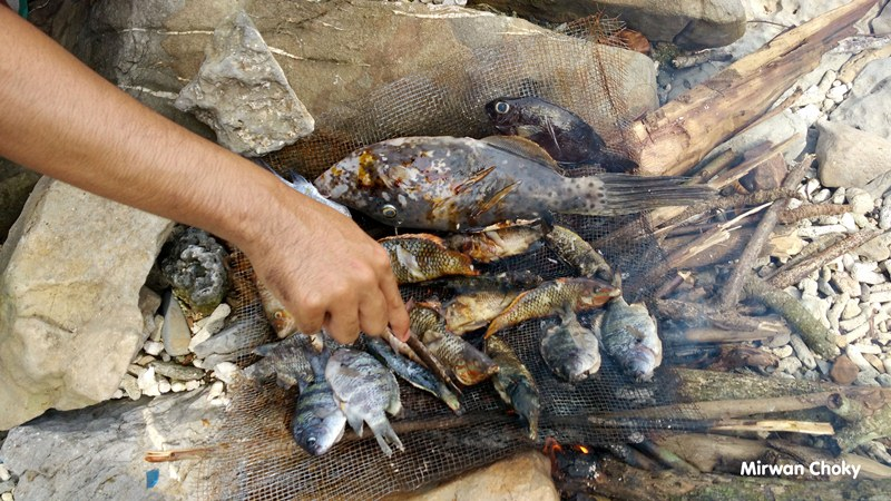 Pantai Lhok Mata Ie Aceh, Spot Nyaman Untuk Mancing & Renang