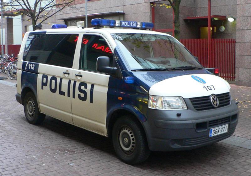Vanha Poliisiauto
