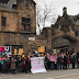NUS to Students: 'Don't cross the picket line'