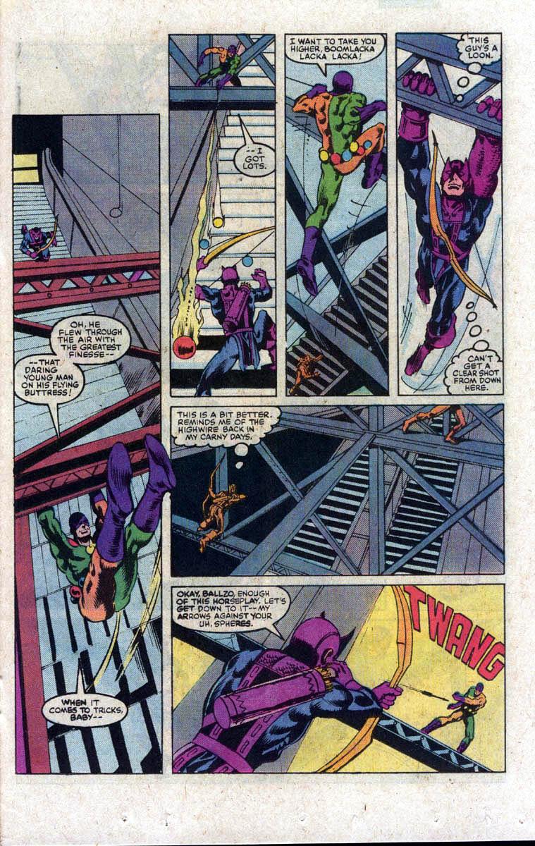Hawkeye (1983) Issue #3 #3 - English 20