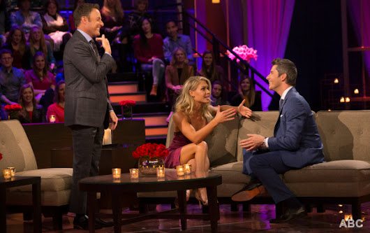 Bizarre Moments on THE BACHELOR: THE WOMEN TELL ALL Season 22 Recap