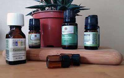 essential oils bought on sale
