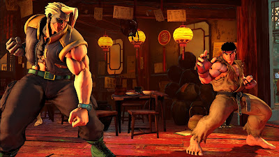 Video Juego Street Fighter 5