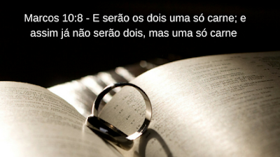 4 Versículos de Reflexão sobre casamento