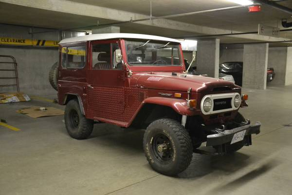 1974 FJ40 Land Cruiser For Sale