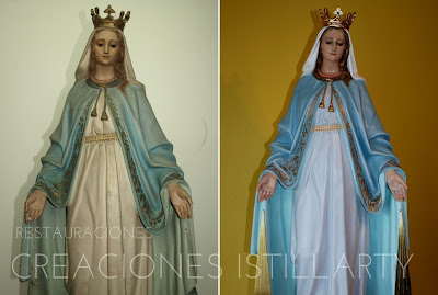 imagenes religiosas restauracion