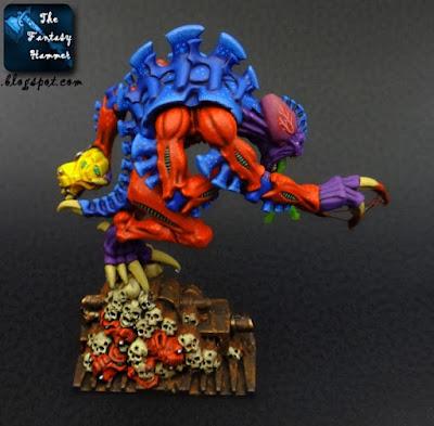 Tyranids Broodlord Space Hulk Behemoth