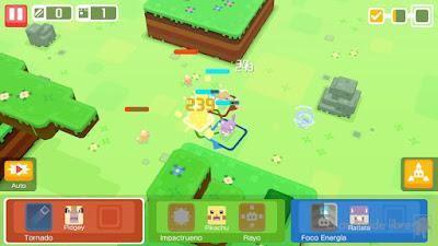 لعبة Pokémon Quest مهكرة للأندرويد، لعبة Pokémon Quest كاملة للأندرويد