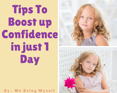 Tricks to Boost up Confidence in a Day