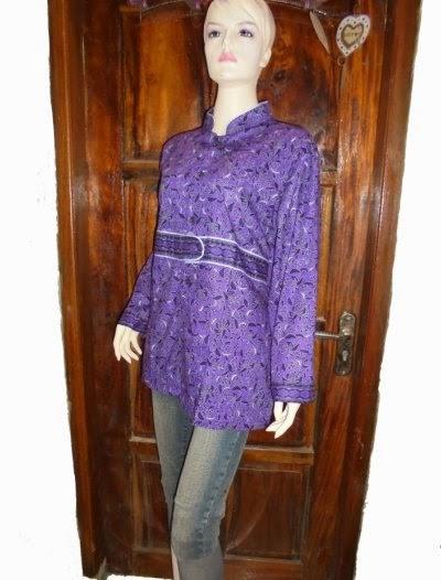 model baju batik size jumbo