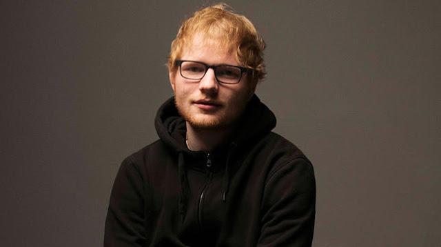Ed Sheeran se apodera del top 10 del Official Charts
