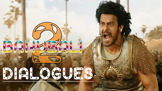 Bahubali 2 The Conclusion Movie Dialogues | Prabhas | Rana Daggubati | Tamman