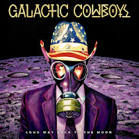 "Galactic Cowboys - ""Long Way Back to the Moon"""