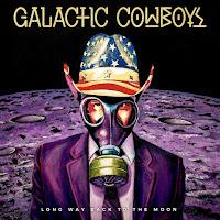 "Galactic Cowboys - ""Long Way Back to the Moon"""