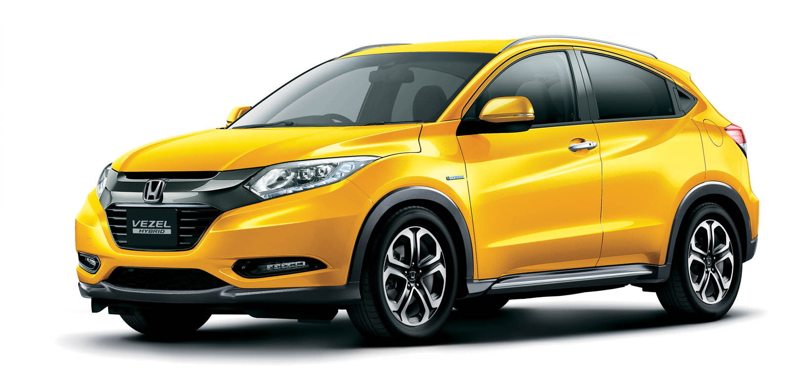 Honda Vezel Brilliant Style Edition Spruces Up Japan's ...