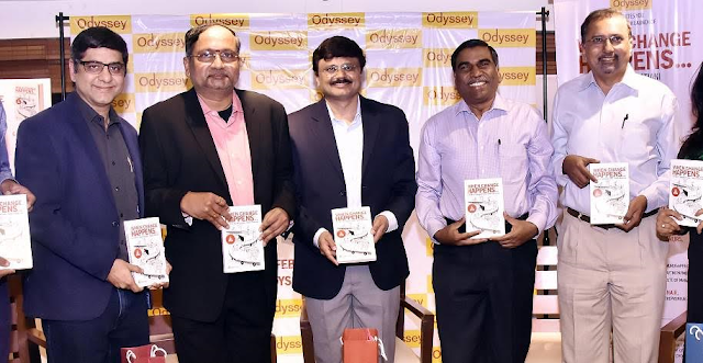 "Book launched ""When Change Happen"" by Lalit Jagtiani"
