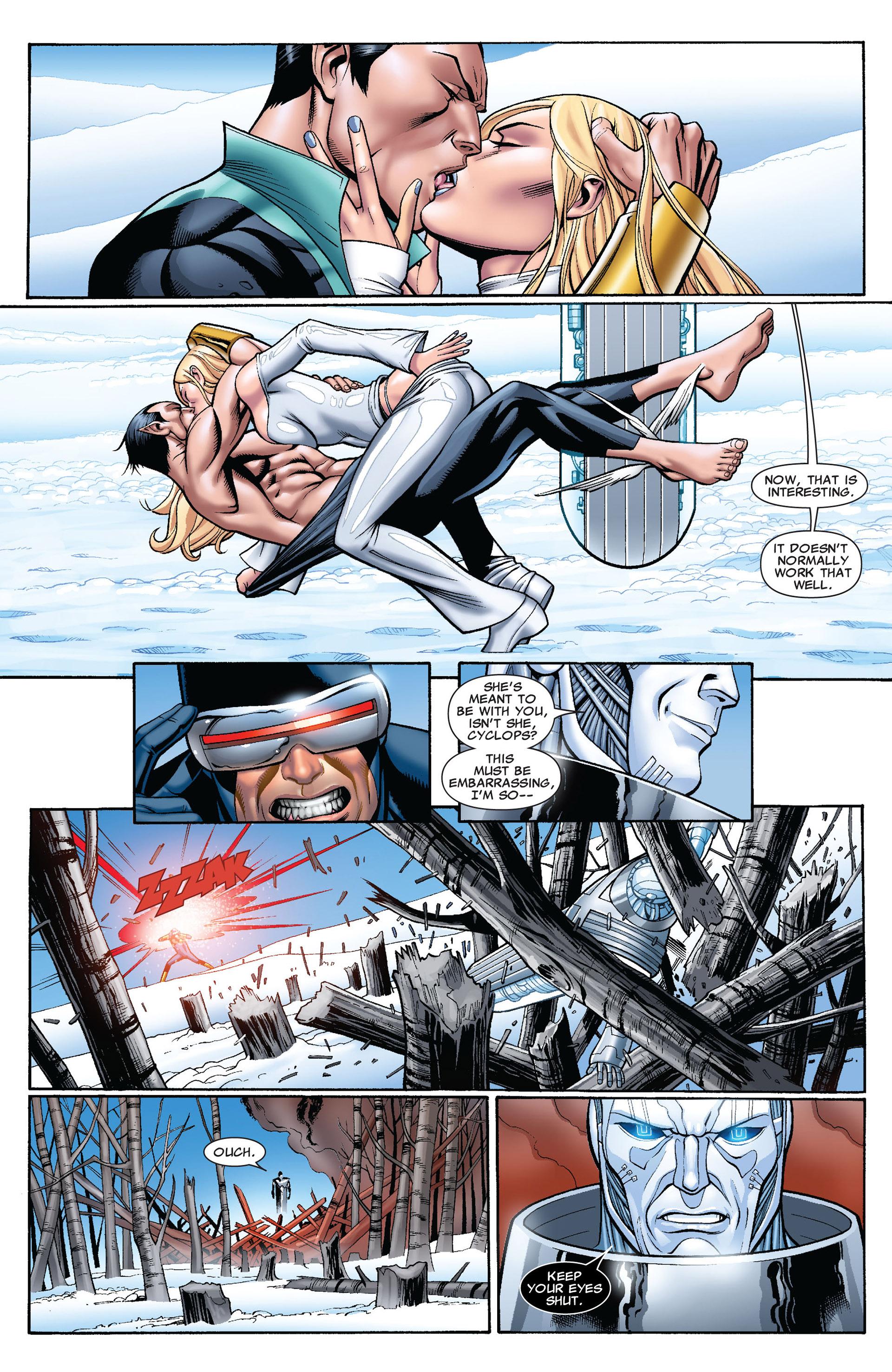 Read online Uncanny X-Men (2012) comic -  Issue #10 - 10