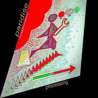 Processing Paradise Symbolisme Digital Ed.Sfarta