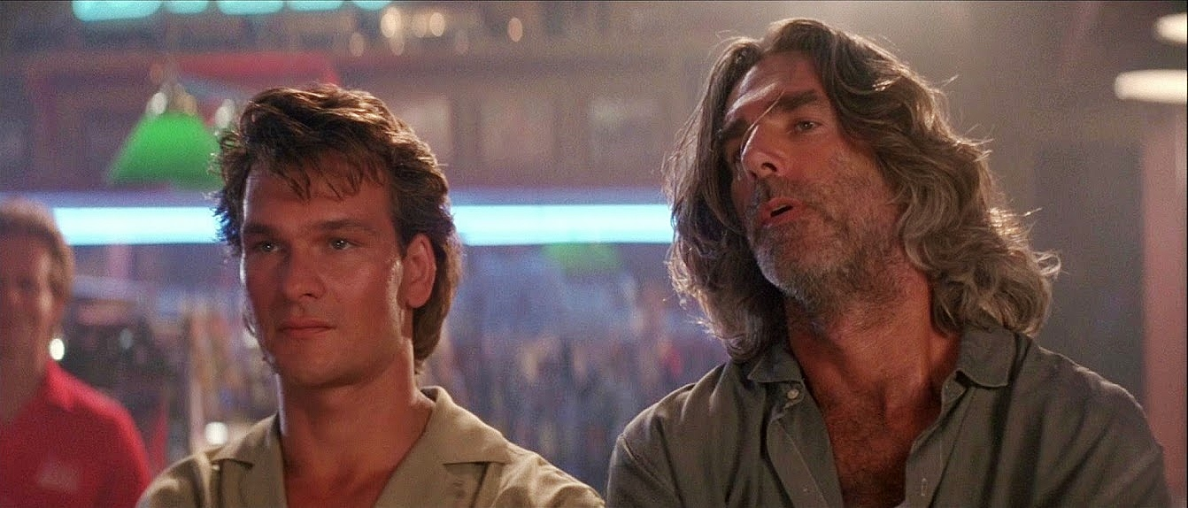 Dante Rants: The Review: Road House