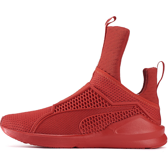 Puma Fenty Trainer in red