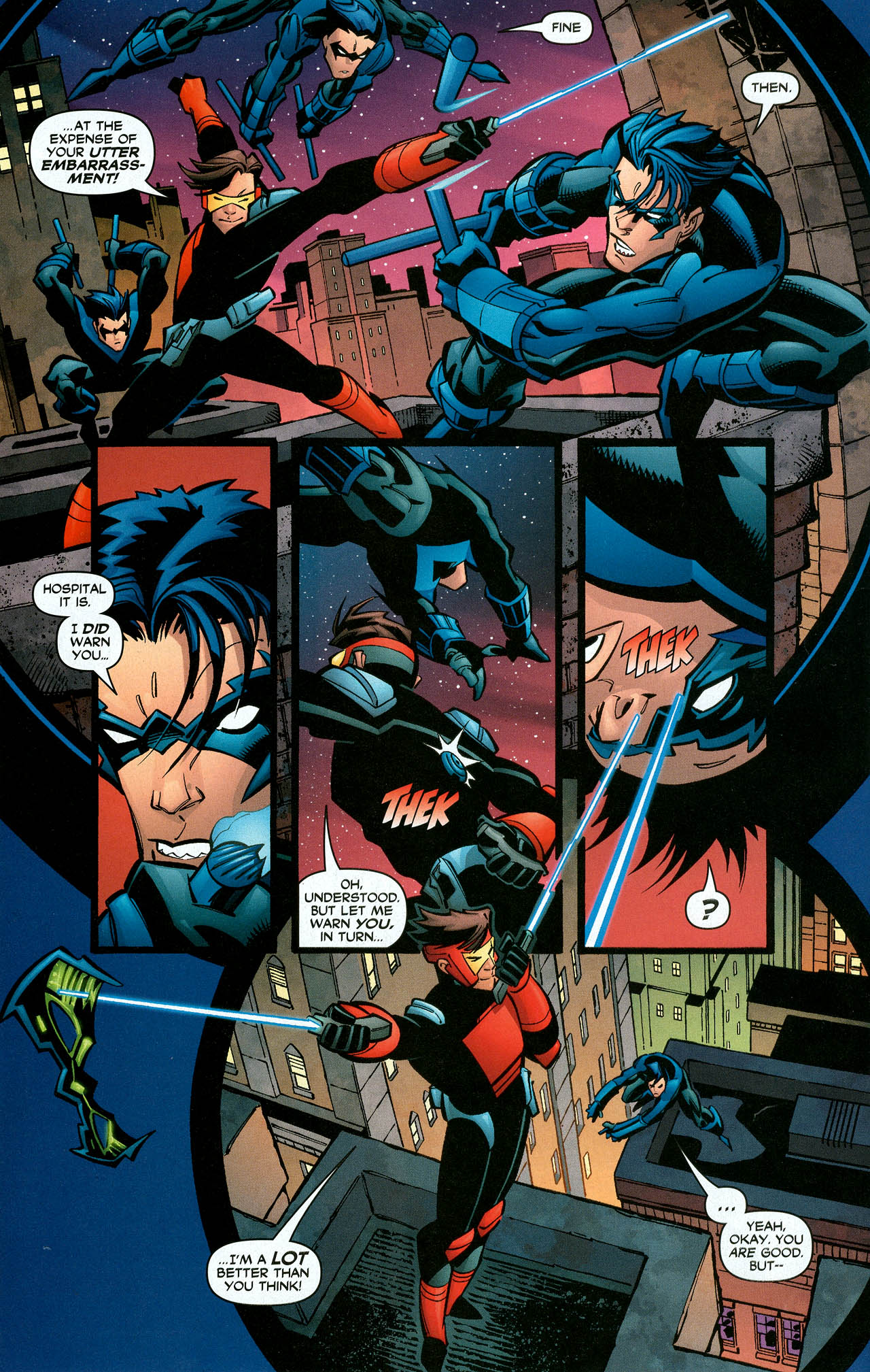 Read online Trinity (2008) comic -  Issue #9 - 25