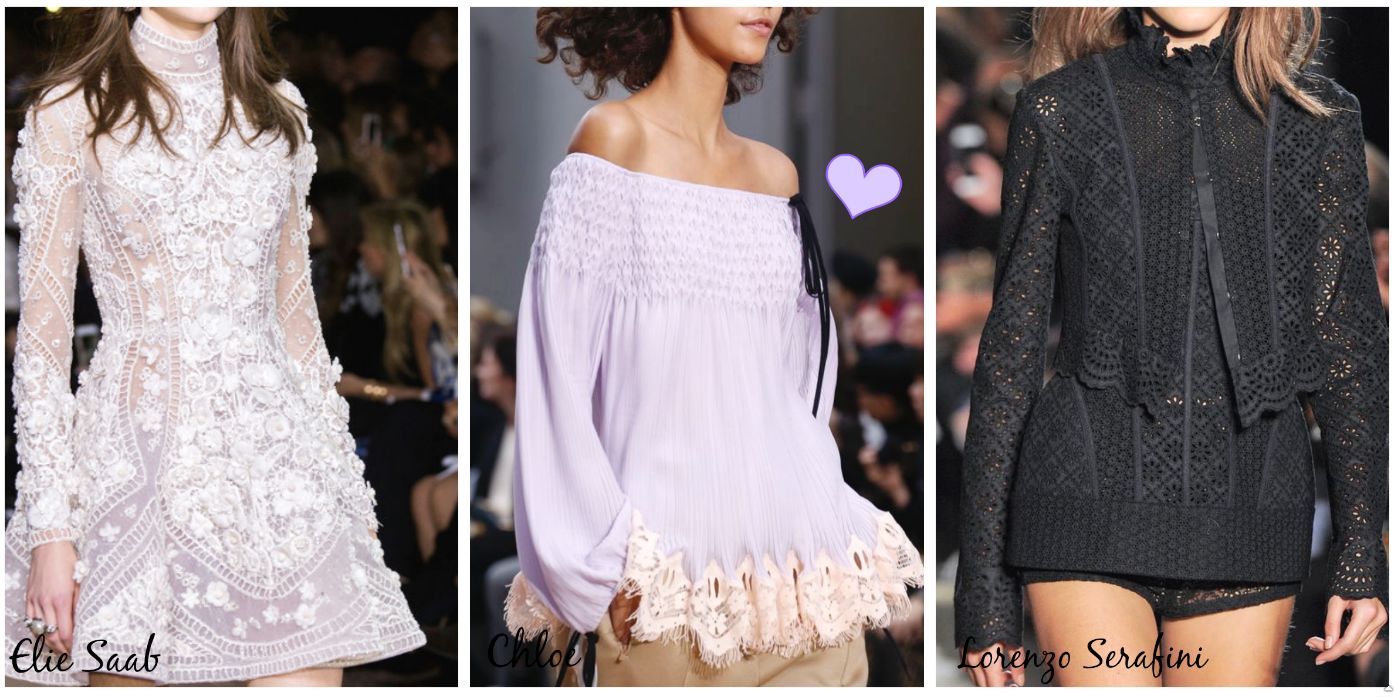 <H1>3 exciting new trends to try this Spring<H1> #runwayfashion #ss2016 http://isafashionebella.blogspot.com