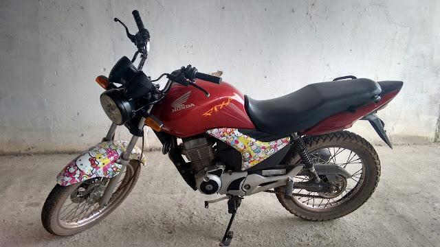 Polícia Militar recupera motos roubadas em Mata Roma e Anapurus
