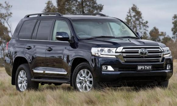 2019 Toyota Land Cruiser Redesign