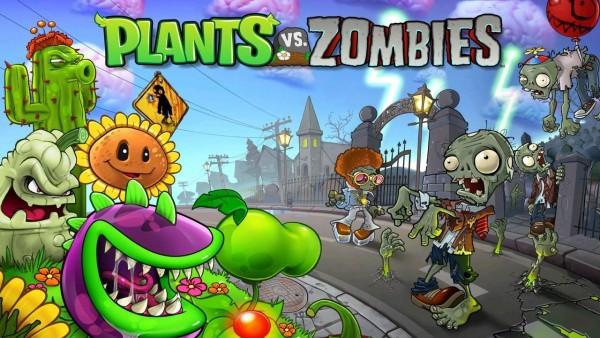 تحميل لعبة plants vs zombie للاندرويد