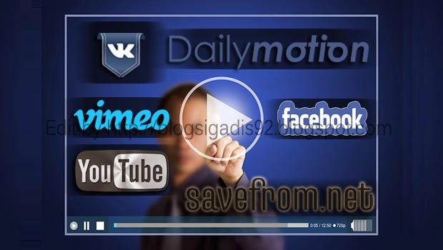 4 Cara Mudah Dan Cepat Mendownload Berbagai Video/Musik/MP3