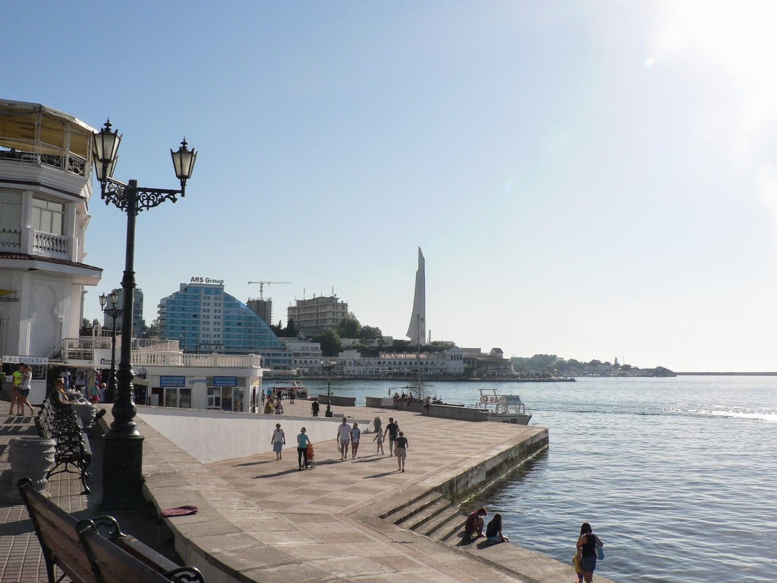 Набережная-Севастополя