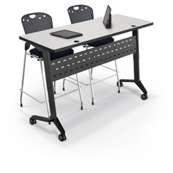 Height Adjustable Training Table