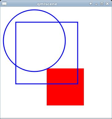 Qteveloper: qml example: Draw something on Canvas