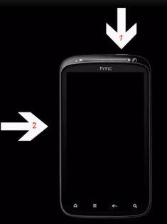 як Зробити hard reset HTC Sensation XE, і скинути графічний ключ
