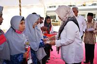 Duta MTQ  Nasional  ke-28 di Medan Sumatera Utara, Disambut Hangat Bupati Bima