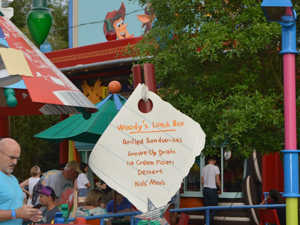 Walt Disney World | Quick Service Dining