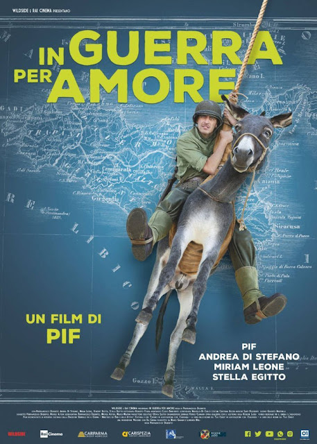 At War with Love (In guerra per amore) (2016)