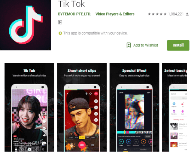 Tik Tok App Review: A Very Popular App on iOS and Android devices