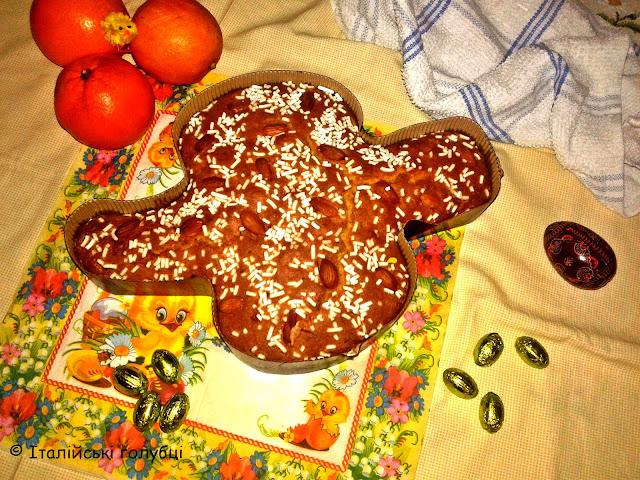 рецепт італійської паски