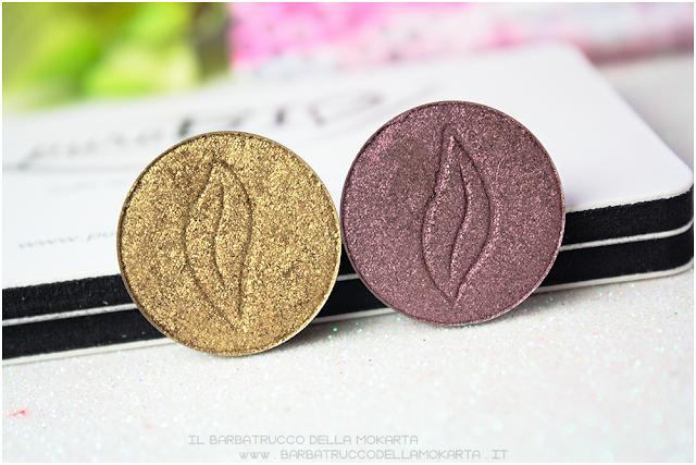 shimmer eyeshadow Purobio Cosmetics