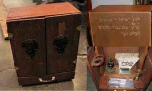 Κουτί του Ντιμπούκ : Η Κατοικία ενός Πανάρχαιου πνεύματος