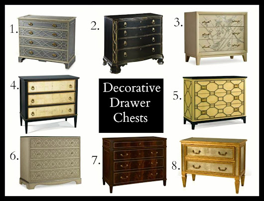 Beautiful Pieces: Decorative Chests
