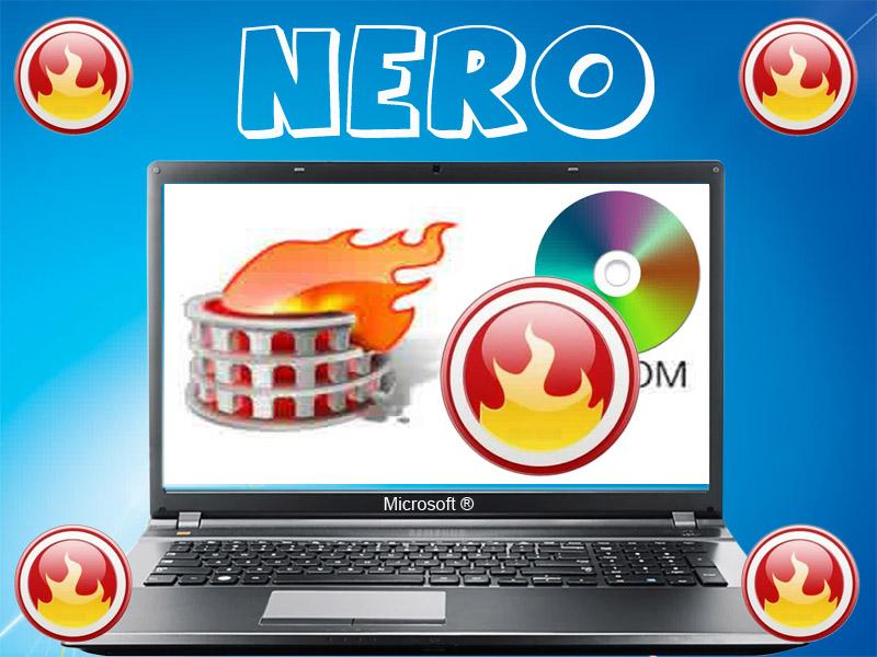 Free downloading nero latest version.