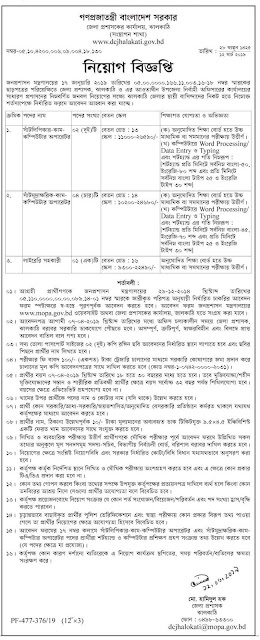 Jobs Circular 2019-Ministry of Public Administration Image Image