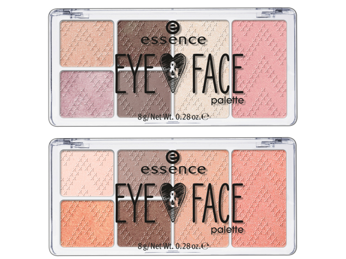 essence eye face palette