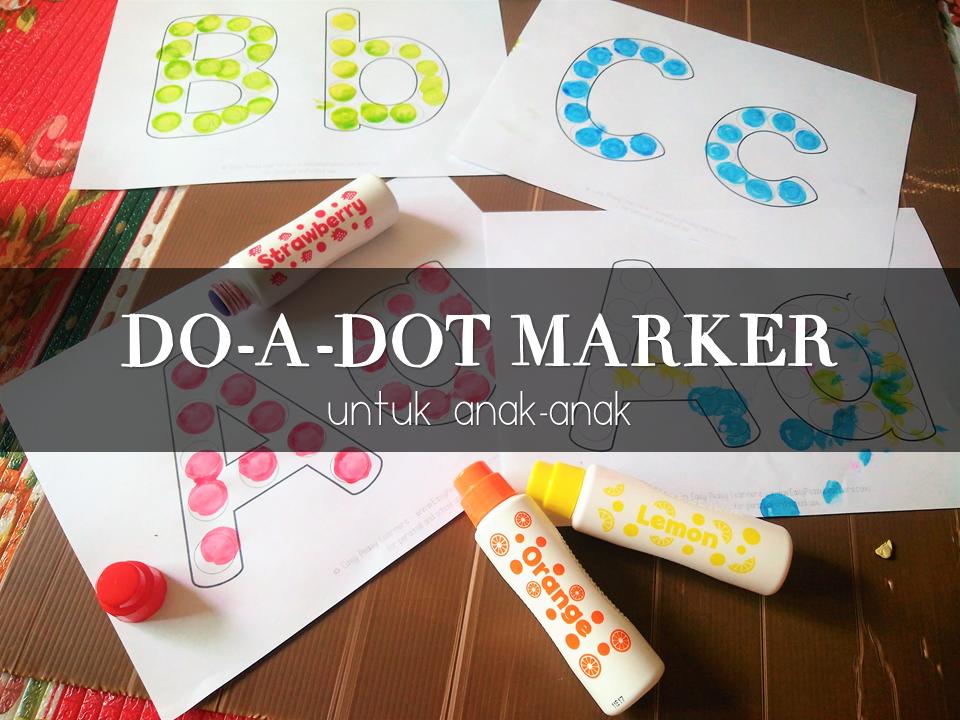 do-a-dot marker blog title