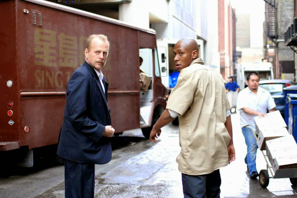 16 Blocks Bruce Willis Mos Def 2006 action movie