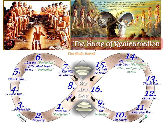 The Game of Reincarnation