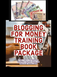 Blogging For Money Training For Nigeria