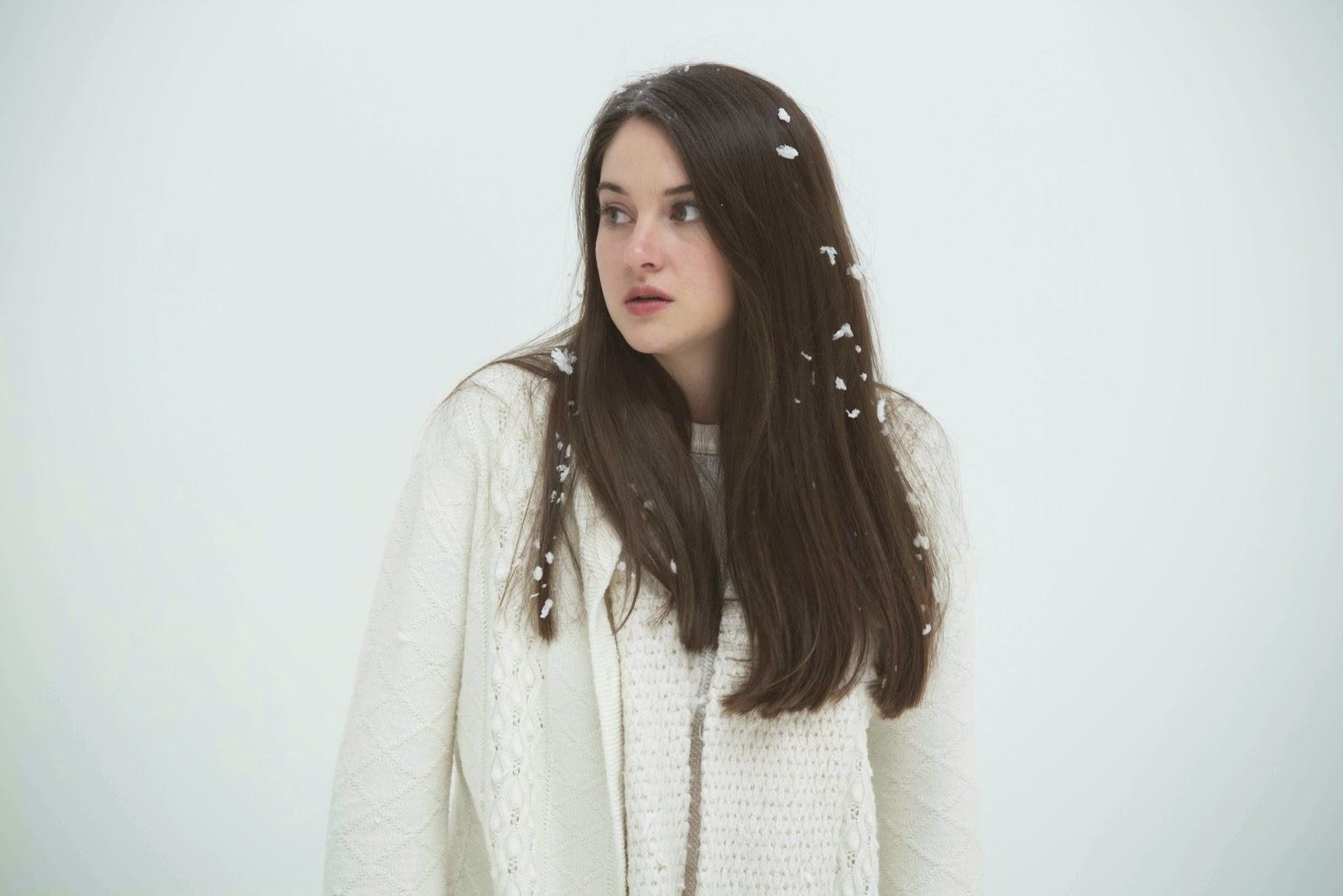Shailene Woodley - White Bird In A Blizzard